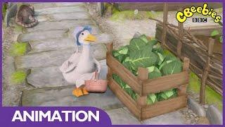 Download CBeebies: Peter Rabbit - Mrs Puddleduck In Mr McGregor's Garden Video