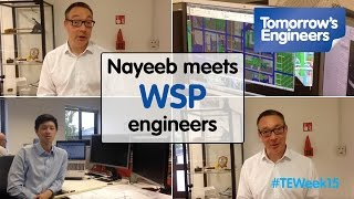 Download Nayeeb meets WSP Parsons Brinckerhoff engineers Video