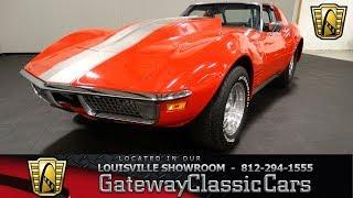 Download 1971 Chevrolet Corvette, Gateway Classic Cars Louisville #2022 Video