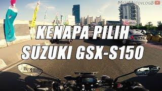 Download #126 Alasan Memilih GSX S150 | Kenapa Gak Naik ke 250cc? Video