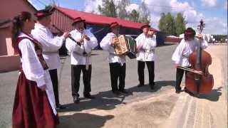 Download Kapela ludowa z Gniewczyny Łańcuckiej / podkarpackie / - 2012 - cz. 1 Video