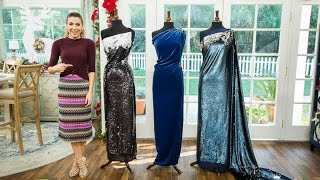 Download DIY: No-Sew Sequin Gown! - by Orly Shani Video