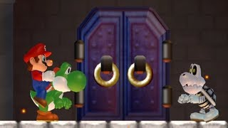 Download What happens when Yoshi enters the Castle? Video