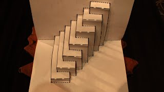 Download 5 Amazing Paper Tricks And Illusions! Video