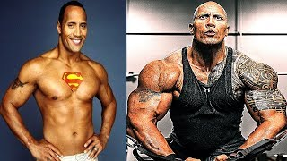 Download The Rock - Transformation From 1 To 45 Years Old Video