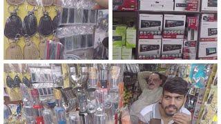 Download kashmiri gate car accessories market | car infotainment system | car speakers | car accessories Video