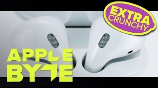 Download What's Apple's real reason for delaying its AirPods? (Apple Byte Extra Crunchy, Ep. 66) Video
