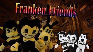 Download BATIM Plush - Franken friends (PART 1) Video