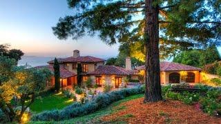 Download Romantic Waterfront Villa in Tiburon, California Video