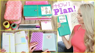 Download How I Stay Organized ♡ Inside My Planner Video