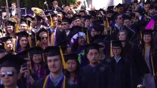 Download 2017 University of Washington Commencement Ceremony Video