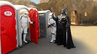 Download Toilet STAR WARS PRANK !! Stormtroopers attack ! Video