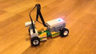 Download Lego WeDo 2.0 steering vehicle Video