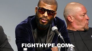 Download BADOU JACK GETS RUTHLESS ON ADONIS STEVENSON; DISSES RESUME AND WARNS: ″CAN HE TAKE IT″ Video