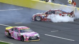 Download NASCAR Pit Road Entry Mishaps Video