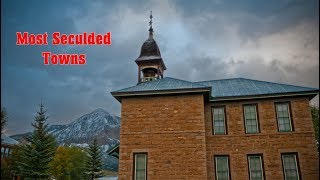 Download Top 10 most secluded towns in United States of America. Some Footage from FreewayJim Video