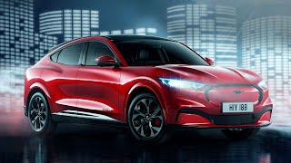 Download FIRST LOOK: Ford Mustang Mach-E Electric SUV | Top Gear Video