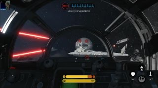 Download Star Wars Battlefront - Death Star DLC Battle Station Gameplay PS4 60fps (No Commentary) Video