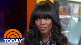 Download Naomi Campbell's 6 Beauty Secrets   TODAY Video