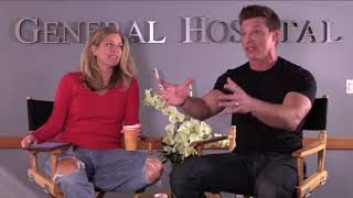 Download Laura Wright and Steve Burton Facebook Live 11/8/17 Video