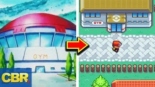 Download Differences Between Pokemon Anime And Games Video