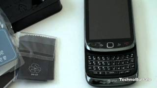 Download Blackberry Torch 9800 Unboxing Video