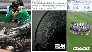 Download Piden que CHAPECOENSE gane la Sudamericana | Últimas imágenes de los jugadores | Mensaje de MESSI Video