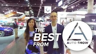 Download The Best Cars from the 2016 LA Auto Show Video