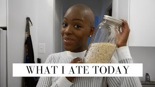 Download What I Eat In A Day (Busy Day) | Stacey Flowers Video