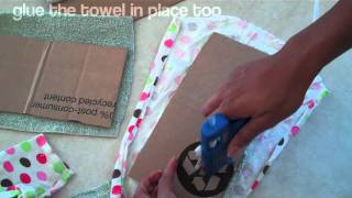 Download How to Make a Doll Sofa 2 - Doll Crafts Video