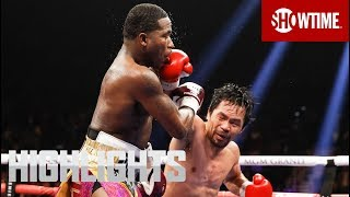 Download Pacquiao vs. Broner: Highlights | SHOWTIME PPV Video