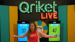 Download QriketLIVE Replay #313 - 5 Spins $200 Game Video