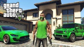 Download GTA 5 Real Life Thug Mod #25 - BUYING A NEW CAR & APARTMENT!! (GTA 5 Mods) Video