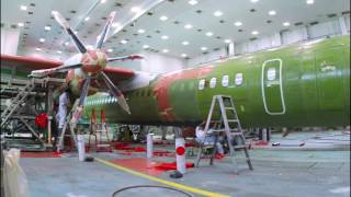 Download Bombardier Q400 aircraft - Jambojet Video