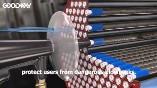 Download Goodway QS-300 Condenser Tube Cleaning Gun Video