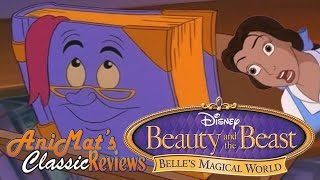 Download Beauty and the Beast: Belle's Magical World - AniMat's Classic Reviews Video