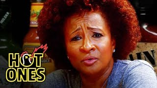 Download Wanda Sykes Confesses Everything While Eating Spicy Wings | Hot Ones Video