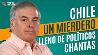 Download Juan Lehuedé: Chile, un mierdero lleno de políticos chantas Video
