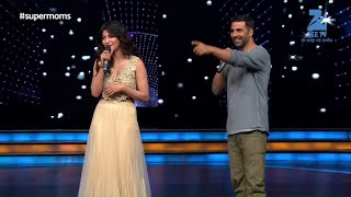 Download Akshay Kumar and Shruti Hasan had a blast on the sets of Zee TV's DID Supermoms Video
