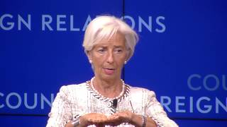 Download Clip: Christine Lagarde on the Role of Women in the Economy Video