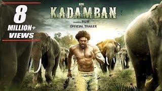 Download Kadamban (Hindi) Official Trailer   Arya, Catherine Tresa   Riwaz Duggal   Yuvan Shankar Raja Video