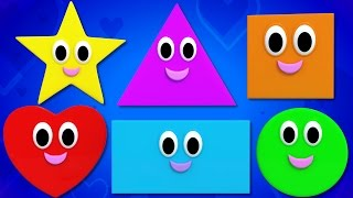Download shapes song | shapes rhymes | we are shapes | shape song | shape songs for kids | Kids TV Video