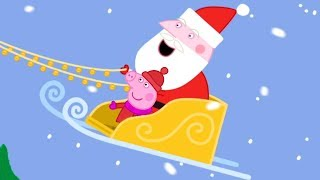 Download Peppa Pig English Episodes   Up on the Housetop   Peppa Pig Songs! Peppa Pig Official Video
