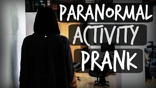 Download PARANORMAL ACTIVITY PRANK Video