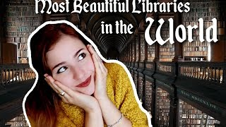 Download MOST BEAUTIFUL LIBRARIES IN THE WORLD | Part 1 Video