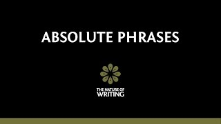 Download Absolute Phrases Video