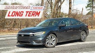 Download 2019 Honda Insight 11,000-Mile Update   MotorWeek Long Term Video