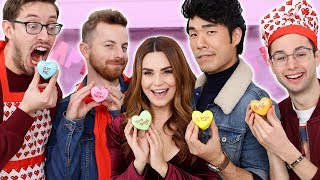 Download Baking Cakes with The Try Guys! Video