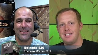 Download This Week in Computer Hardware 420: Intel's Core i9 Benchmarked, and AMD's EPYC new CPU Video