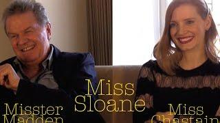 Download DP/30: Miss Sloane, Jessica Chastain & John Madden Video